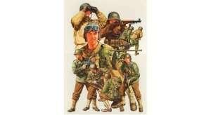 Tamiya 32513 WWII U.S. Army Infantry GI Set