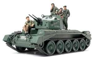 Tamiya 32546 British Crusader Mk.III anti-aircraft Tank Mk.III