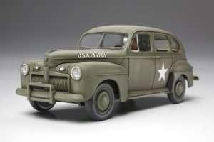 Tamiya 32559 U.S. Army Staff Car Model 1942