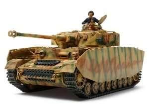 Tamiya 32584 Czołg Panzerkampfwagen IV Ausf. H (Late)