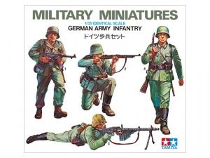 Tamiya 35002 Figurki - Niemiecka piechota