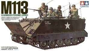 Tamiya 35040 U.S Armored Personnel Carrier M113