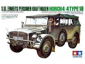 Tamiya 35052 German Horch Type 1a