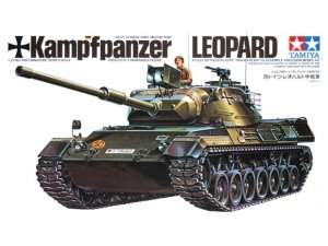 Tamiya 35064 West German Tank Leopard