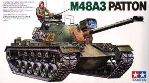 Tamiya 35120 U.S M48A3 Patton Tank