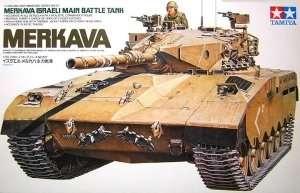 Tamiya 35127 Israeli Merkava MBT