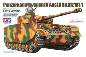 Tamiya 35209 Czołg Panzerkampfwagen IV Ausf.H