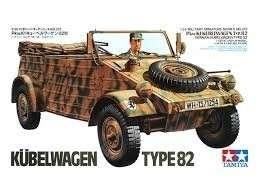 Tamiya 35213 German Kubelwagen Type 82 Africa Corps