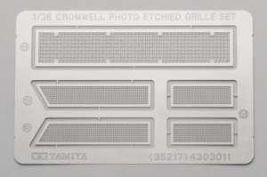 Tamiya 35222 Elementy fototrawione do modelu Cromwell Mk.IV