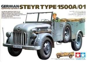 Tamiya 35225 German Steyr type 1500A/01