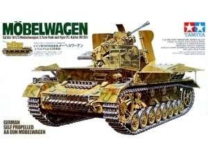Tamiya 35237 Działo przeciwlotnicze Mobelwagen 3,7cm FlaK43