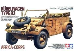 Tamiya 35238 German Kubelwagen Type 82 Africa-Corps