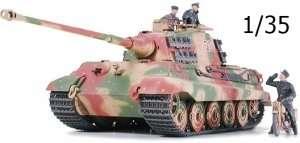 Tamiya 35252 German King Tiger (Ardennes Front)
