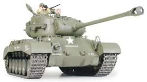 Tamiya 35254 U.S. Medium Tank M26 Pershing T26E3