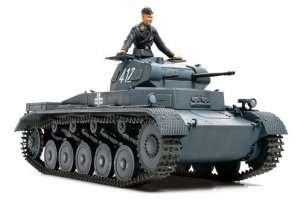 Tamiya 35292 German Panzerkampfwagen II Aust. A/B/C