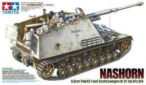 Tamiya 35335 German Self-Propelled Heavy Anti-Tank Gun Nashorn