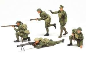 Tamiya 35339 WWI British Infantry set