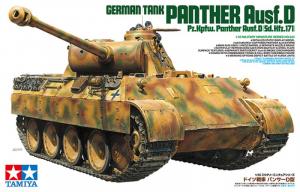 Tamiya 35345 Czołg Panther Ausf. D model 1-35