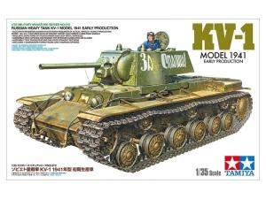 Tamiya 35372 Czołg KV-1 Model 1941 wczesna produkcja
