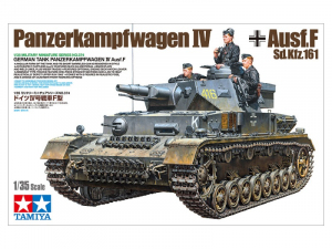 Tamiya 35374 Czołg Panzerkampfwagen IV Ausf. F