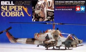 Tamiya 60708 Śmigłowiec Bell AH-1W Super Cobra skala 1-72