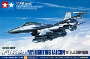 Tamiya 60788 Lockheed Martin F-16  Fighting Falcon w/Full Equipment