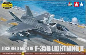 Tamiya 60791 Samolot Lockheed Martin F-35 B Lightning II