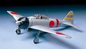 Tamiya 61016 Mitsubishi A6M2 Zero Fighter (Zeke)