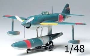Tamiya 61036 Kawanishi N1K1 Kyofu Type 11