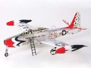 Tamiya 61077 Republic F-84G Thunderbirds