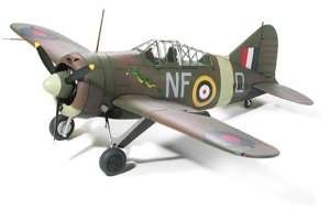 Tamiya 61094 Brewster B-339 Buffalo Pacific Theater