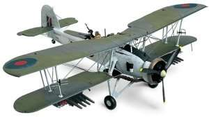 Tamiya 61099 Dwupłatowiec Fairey Swordifsh Mk.II