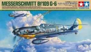 Tamiya 61117 Messerschmitt Bf109 G-6