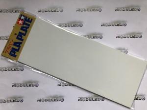 Tamiya 70003 Płyty polistyrenowe 300x120 5szt. 1.2, 0.5, 0.3 mm