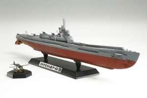 Tamiya 78019 Japanese Navy Submarine I-400