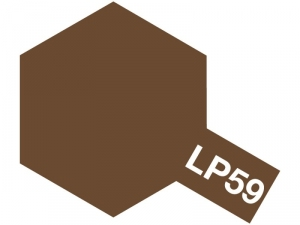 Tamiya 82159 LP-59 NATO brown - Lacquer Paint