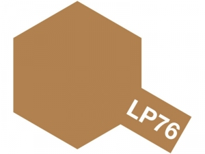 Tamiya 82176 LP-76 Yellow-Brown DAK 1941 - Lacquer Paint
