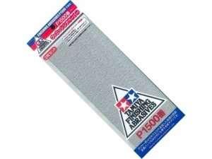 Tamiya 87059 Papier ścierny P1500 3 arkusze