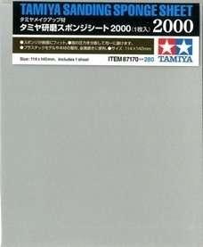 Tamiya 87170 gąbka ścierna 2000