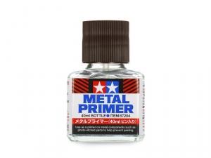 Tamiya 87204 Metal primer 40 ml z pędzelkiem