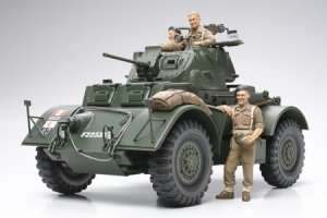 Tamiya 89770 British Armored Car Staghound Mk.I