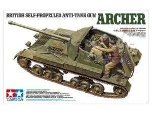 Tamya 35356 Archer - brytyjskie samobieżne działo