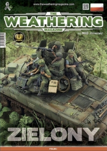 The Weathering Magazine Zielony PL wersja