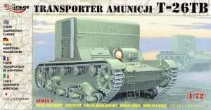 Transporter amunicji T-26TB - Mirage Hobby 72607