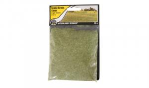 Trawa statyczna jasno zielona 4 mm Woodland Scenics FS619