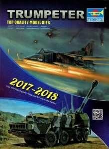 Trumpeter - Katalog 2017-2018