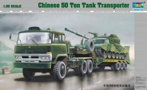 Trumpeter 00201 Transporter czołgów 50T