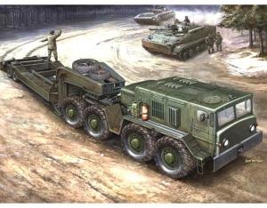 Trumpeter 00212 Soviet Tank Transporter Maz537G (late)