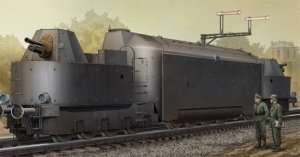 Trumpeter 00223 German Armored Train Panzertriebwagen Nr.16
