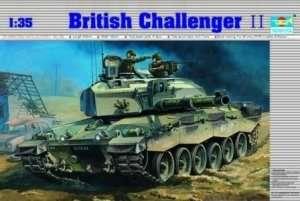 Trumpeter 00308 British Challenger II Tank